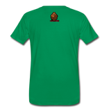 Canaan Harvey Tee - kelly green