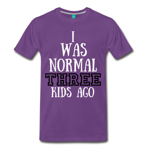 Normal 3 kids ago - purple