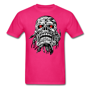 Term Tee - fuchsia