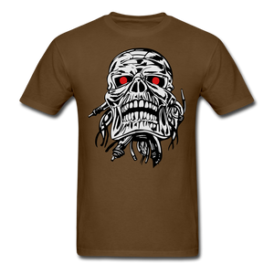 Term Tee - brown