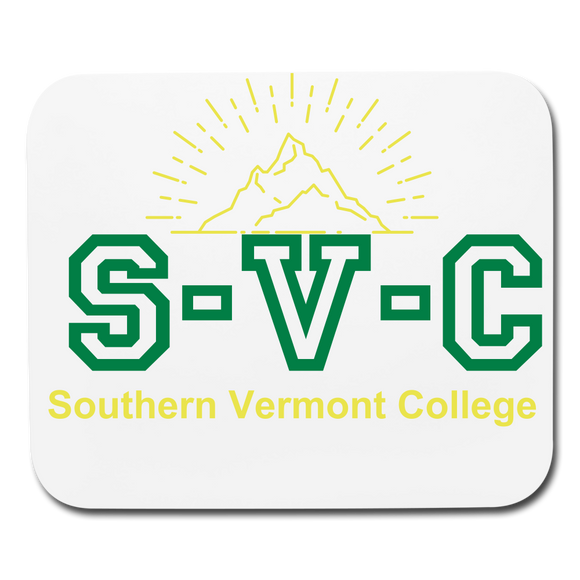 SVC Mouse Pad - white