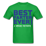 Farter Tee - bright green