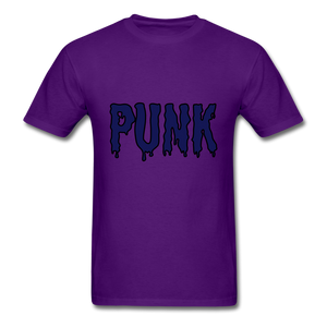 Punk Tee - purple