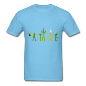 Rasta Life - aquatic blue