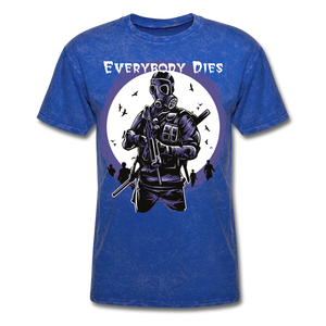 Everybody Dies Tee - mineral royal