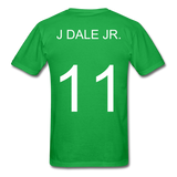 J. Dale Tee - bright green