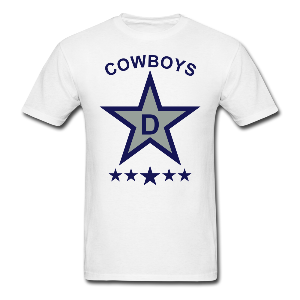 Dallas Tee - white