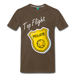 Top Flight - noble brown