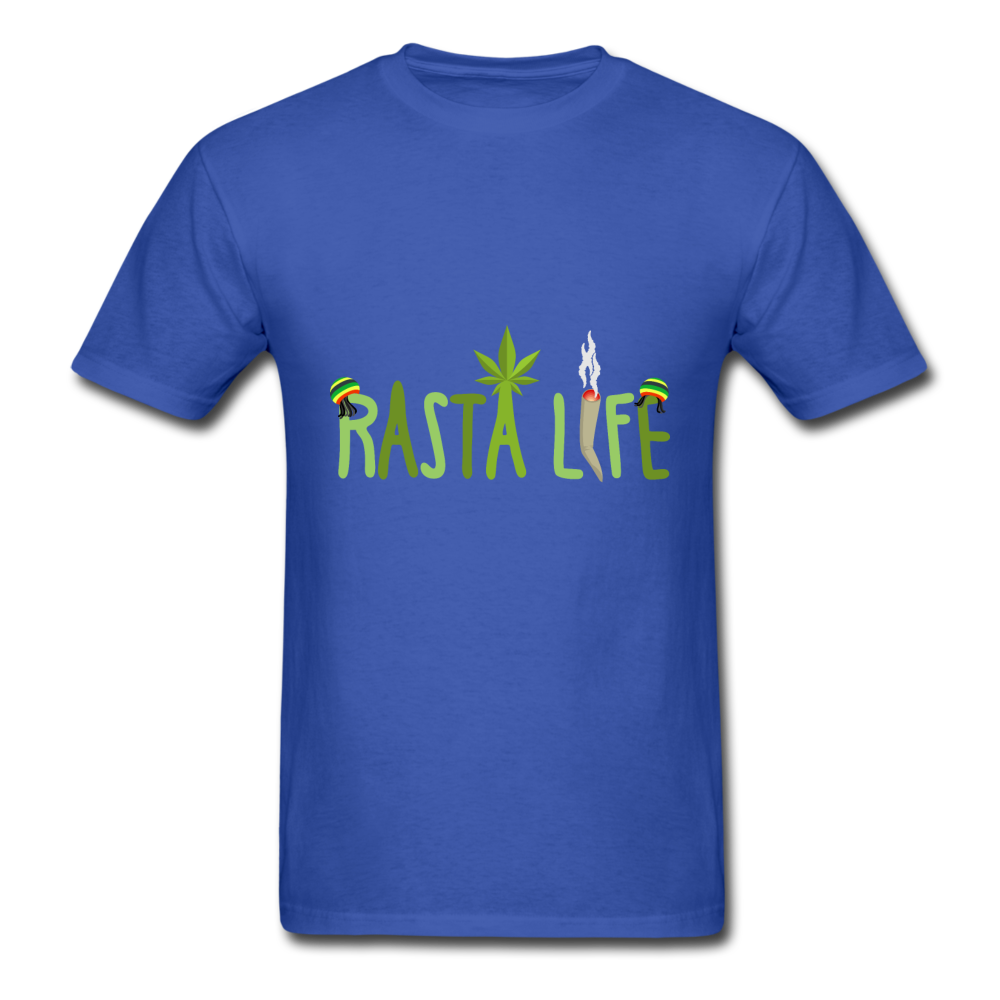 Rasta Life - royal blue