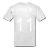 J. Dale Tee - light heather grey