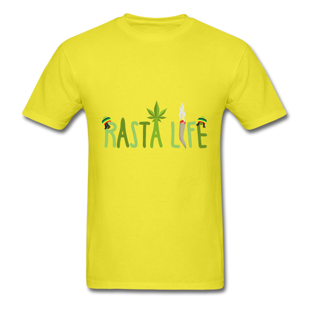 Rasta Life - yellow