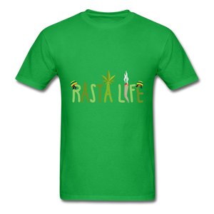 Rasta Life - bright green