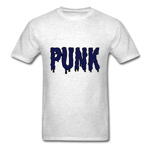 Punk Tee - light heather grey