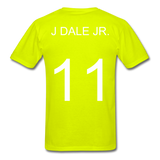 J. Dale Tee - safety green