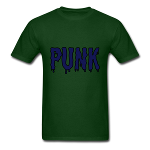 Punk Tee - forest green