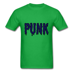 Punk Tee - bright green