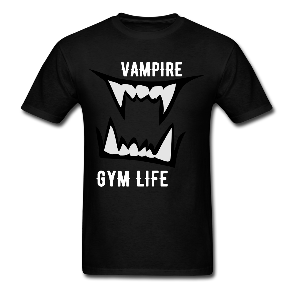 Vamp Gym Tee - black