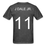 J. Dale Tee - heather black