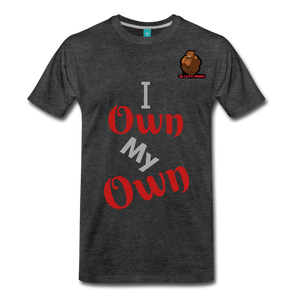 i own my own. - charcoal gray
