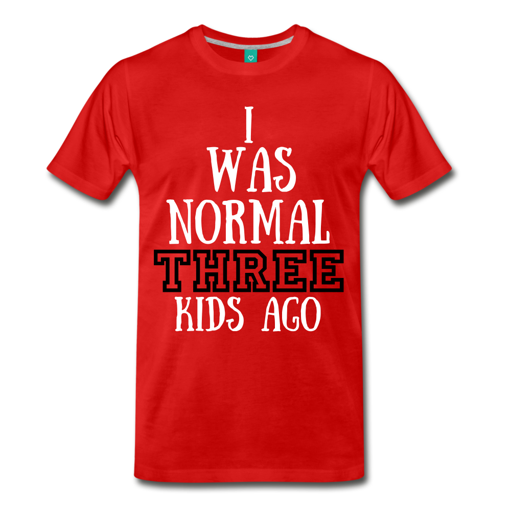 Normal 3 kids ago - red