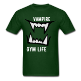 Vamp Gym Tee - forest green