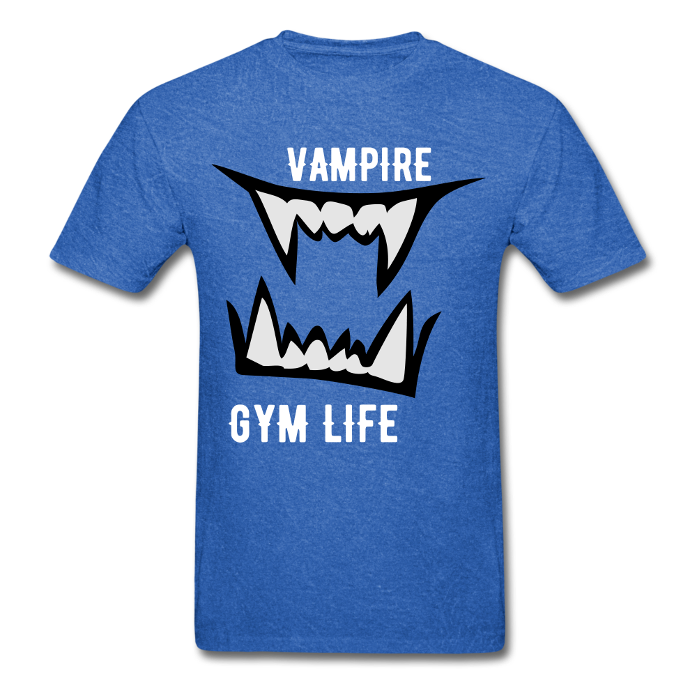 Vamp Gym Tee - mineral royal