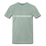 CEO,OOO,OOO - steel green