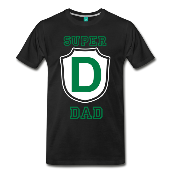 SUPRER DAD - black