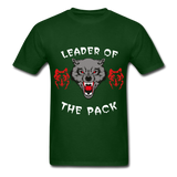 Wolpack Tee - forest green