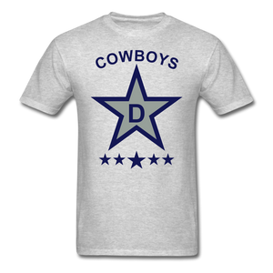 Dallas Tee - heather gray