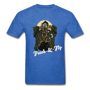 Fresh-&-Fly Tee - mineral royal