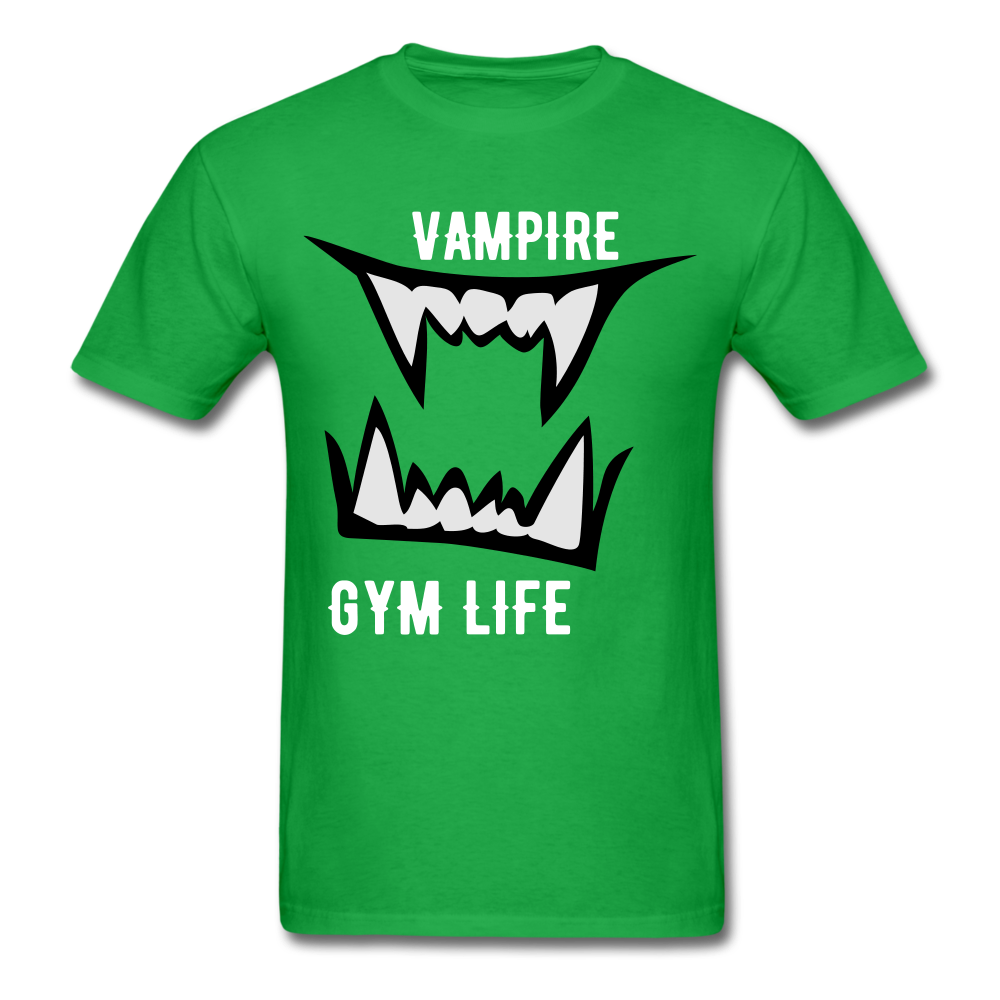 Vamp Gym Tee - bright green