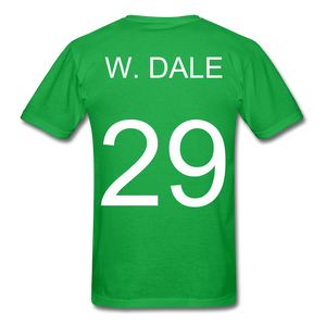 W. Dale Tee - bright green