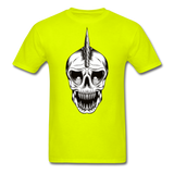 Kullhawk Tee - safety green