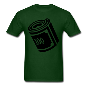 Cash Tee - forest green