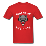 Wolpack Tee - red