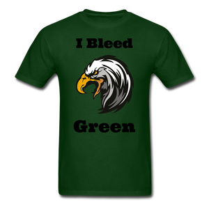 Eagles Tee - forest green