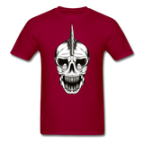 Kullhawk Tee - dark red