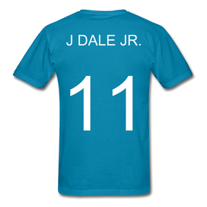 J. Dale Tee - turquoise