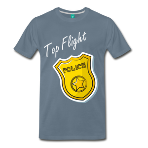 Top Flight - steel blue