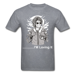 Loving it Tee - mineral charcoal gray