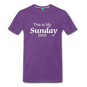 Sunday Shirt - purple