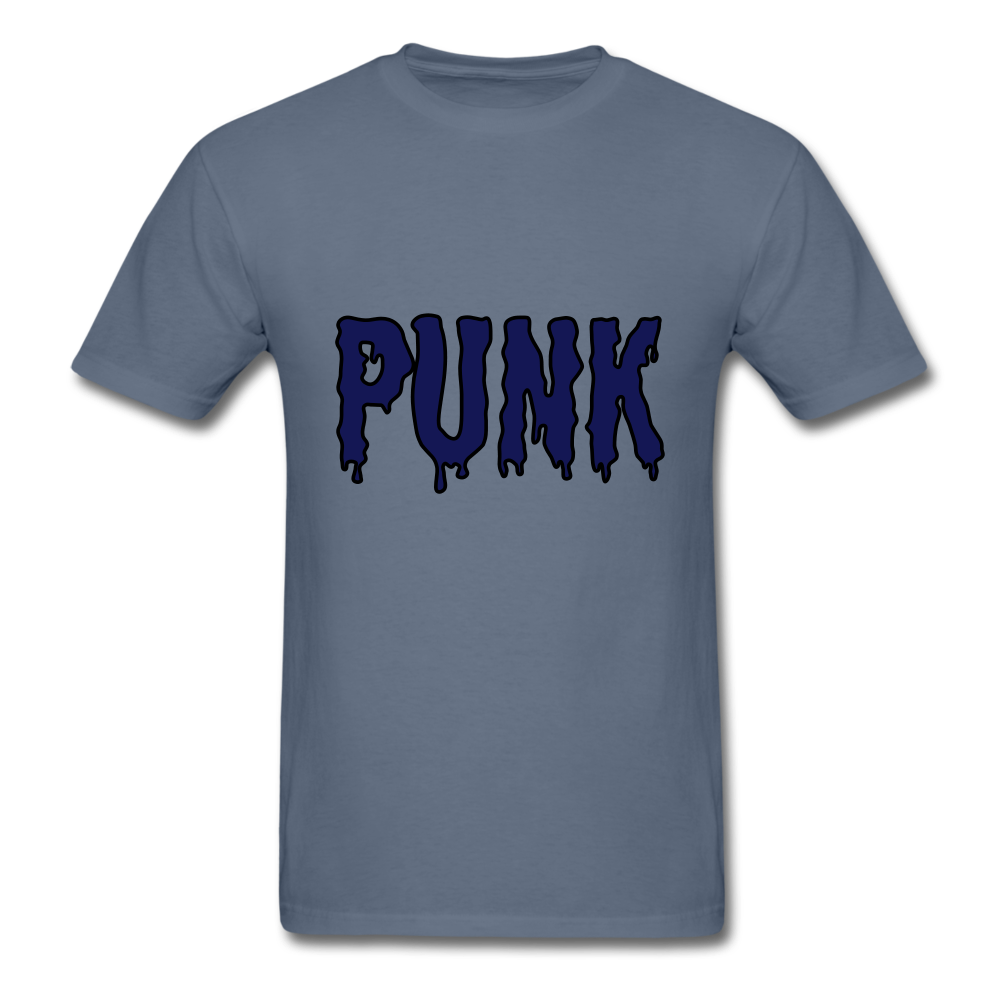 Punk Tee - denim