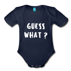 Chicken Butt Onsie - dark navy