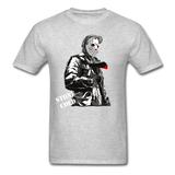 S-T Killer Tee - heather gray