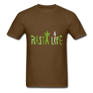 Rasta Life - brown