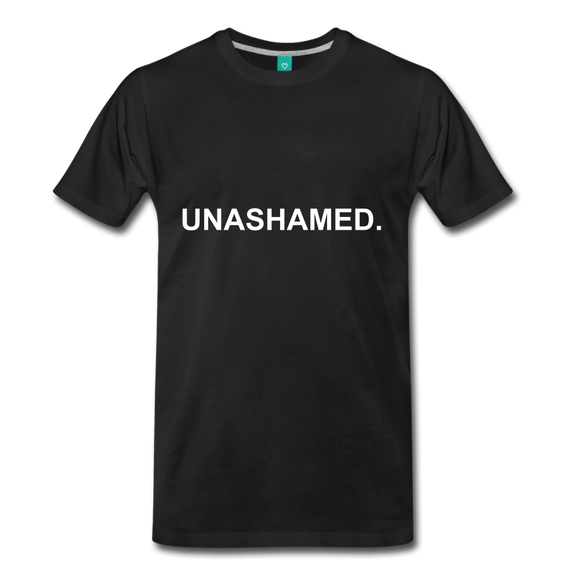 UNASHAMED - black
