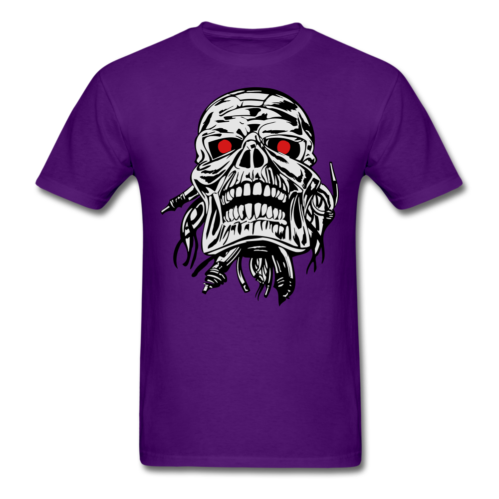 Term Tee - purple