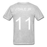 J. Dale Tee - heather gray