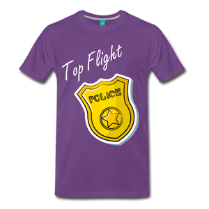 Top Flight - purple
